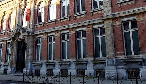 ESJ Lille bâtiment